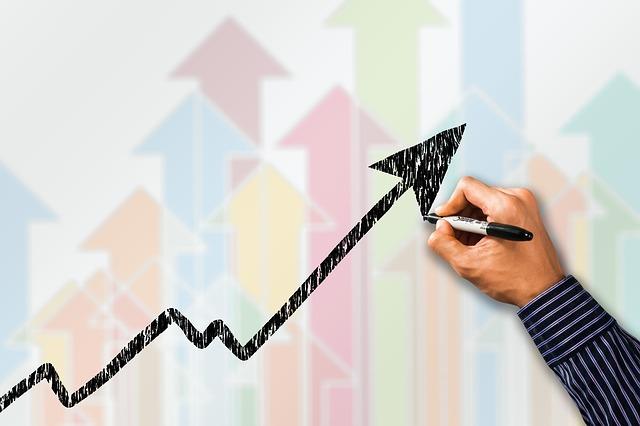 営業 成績 上昇