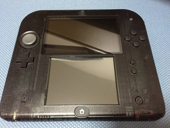 2ds ds ソフト 読み込ま ない